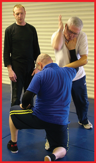 Self Defence Classes for Adult Males