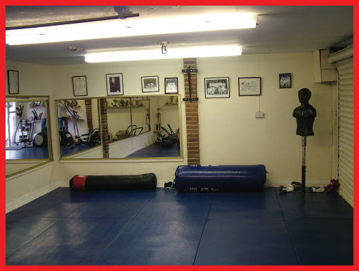 Owen Murray Riverside Lodge Gym
