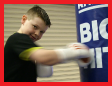 Owen Murray Self Defence Courses for kids of all ages 4